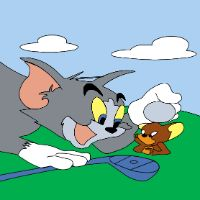 Paint Tom & Jerry thumbnail