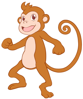 Robbie the Monkey